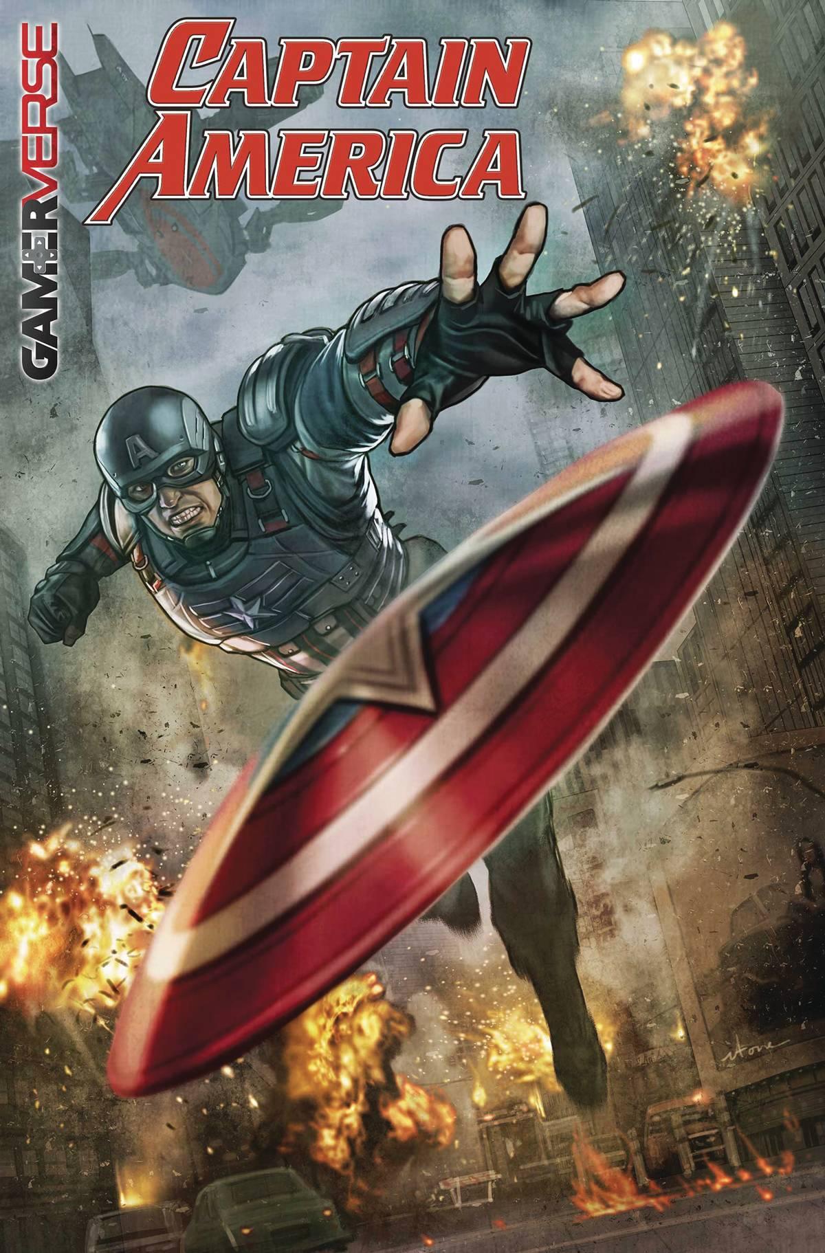 Key Collector Comics - Marvel Avengers Captain America ...