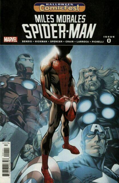 ULTIMATE SPIDER-MAN #160 DEATH PETER PARKER BLACK POLY BAG MILES MORALES NEW 1