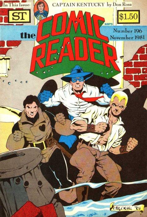 Key Collector Comics - Comic Reader #196