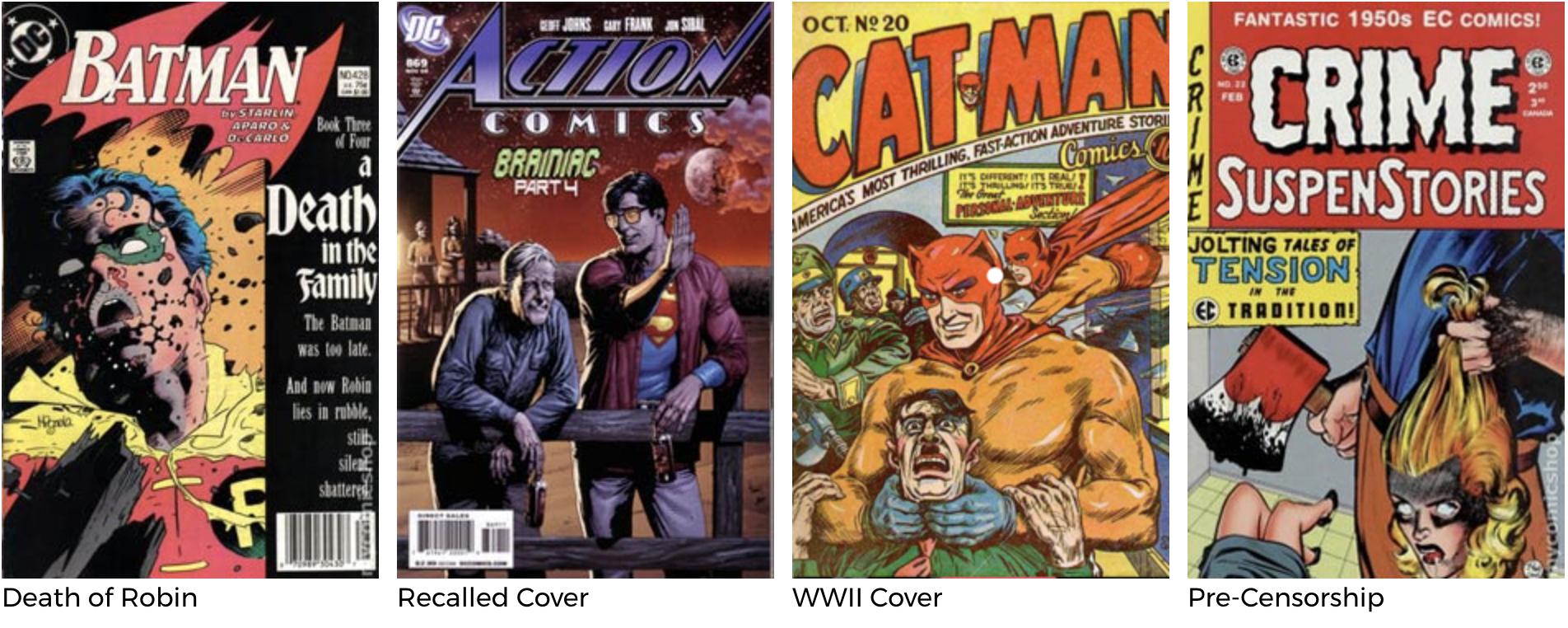 Key Collector Comics
